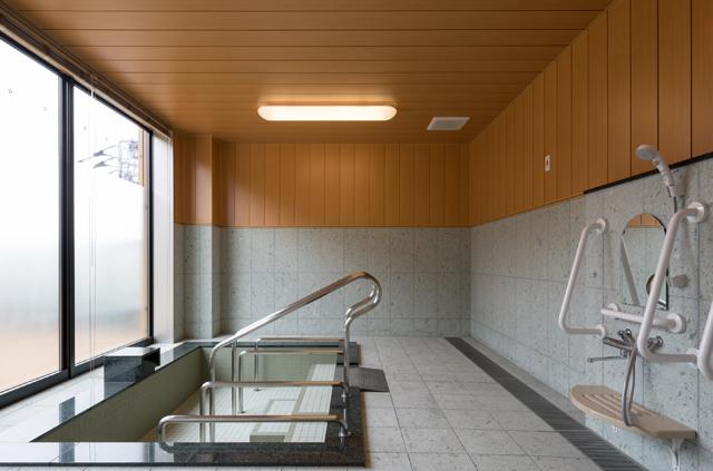 デイサービス 一般浴室