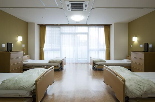療養室(多床室)
