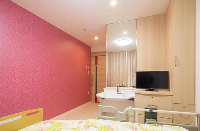 2階療養室(個室)