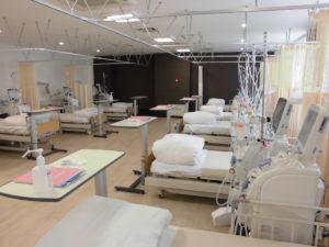 西多摩病院透析室