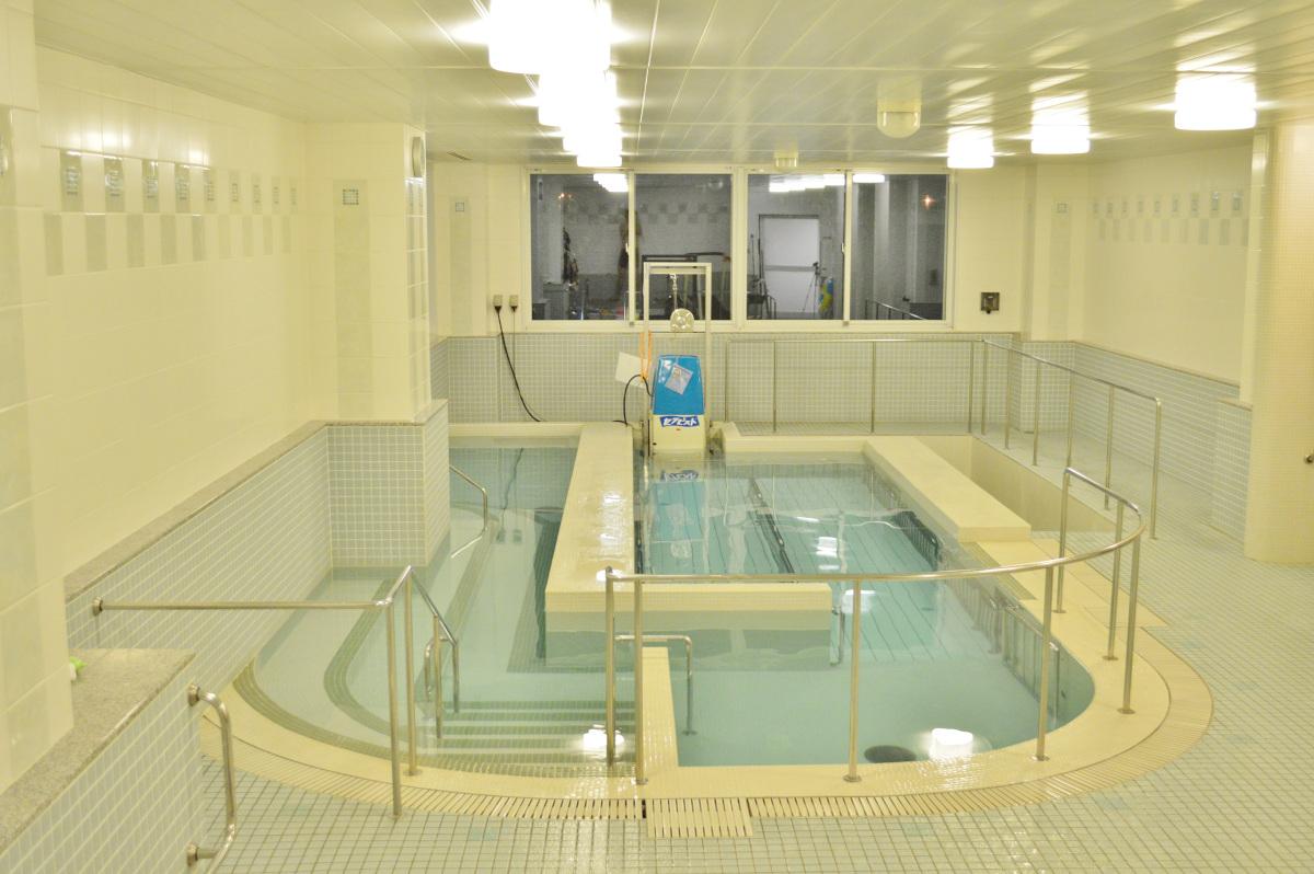 水中運動療法室
