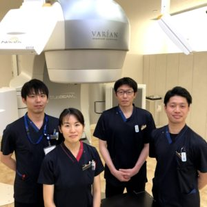 腫瘍放射線科_治療技師